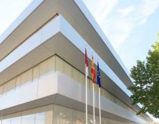Edificio Nuevos Juzgados de Cuenca